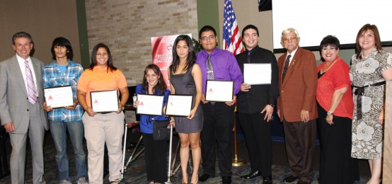 "Six ""First in Family"" Graduates receive CITGO Scholarships"