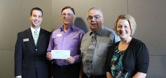 "CBCF Awards $5,000 for ""Little Learners"" Program at Five CCISD Schools"