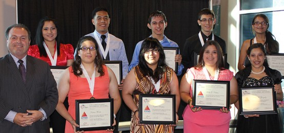 CCEF Hosts Event, Awards $12,000 in CITGO First in Family Scholarships