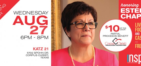Support CCISD Students – Join us Aug. 27 at Katz 21