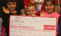 Grants for WC Schools – $51,434 in 2013
